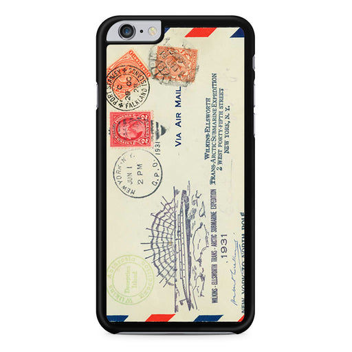 Airmail Envelope iPhone 6 6s Plus case