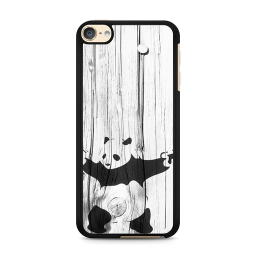 Banksy Graffiti Panda iPod Touch 6 case