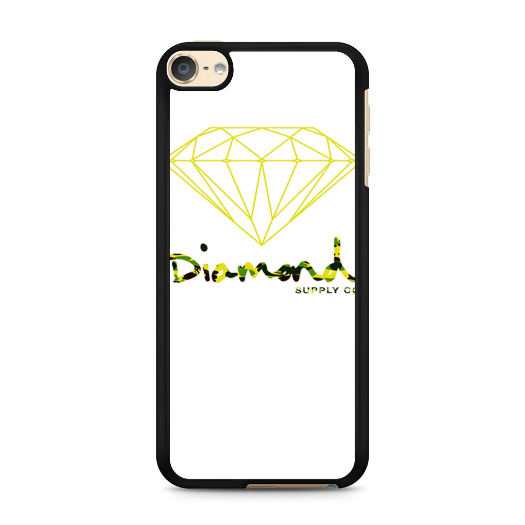 yellow diamond supply co ipod touch 6 case case persona