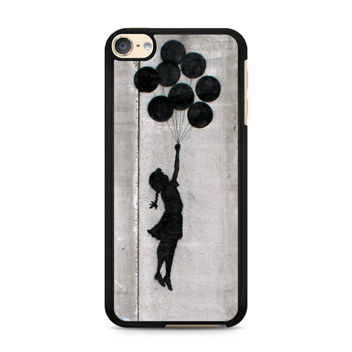 Banksy Balloon Girl iPod Touch 6 case