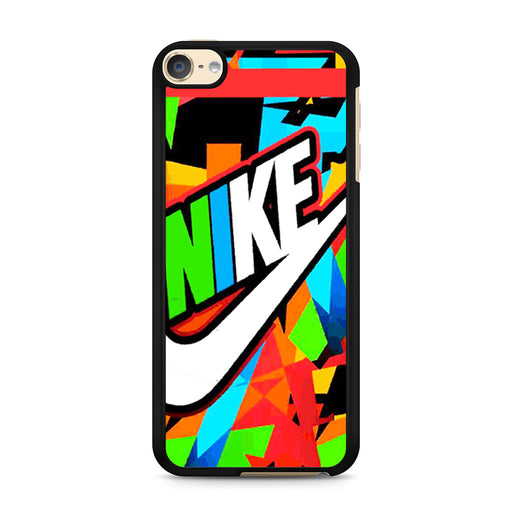 Just Do It Nike Full Color iPod Touch 6 case