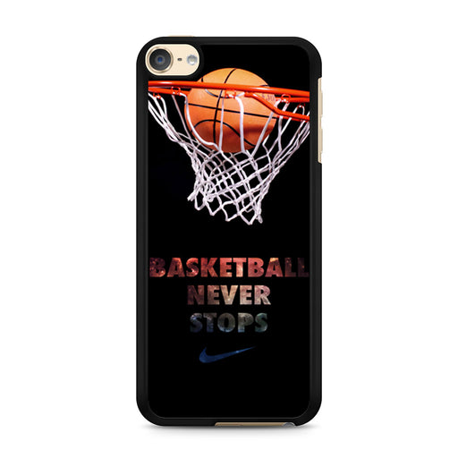 Nike Basketball Never Stop iPod Touch 6 case