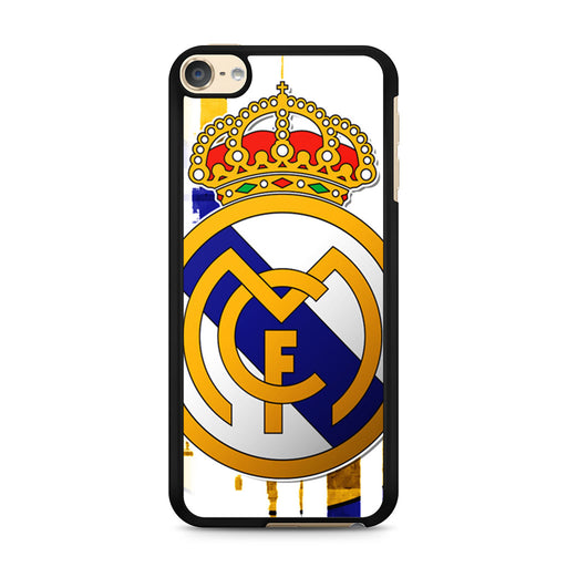 Real Madrid FC Logo iPod Touch 6 case