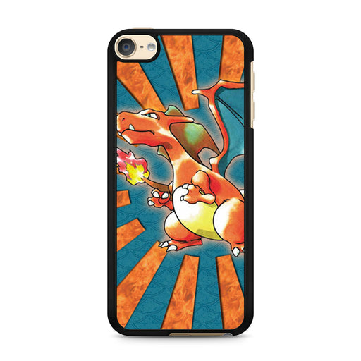Pokemon Charizard iPod Touch 6 case
