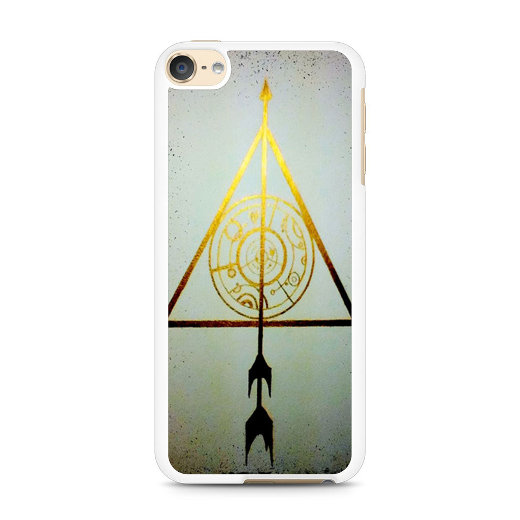huge discount dc377 9f2bb The Hunger Games Harry Potter iPod Touch 6 case