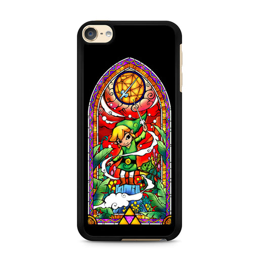 The Legend Of Zelda 02 iPod Touch 6 case