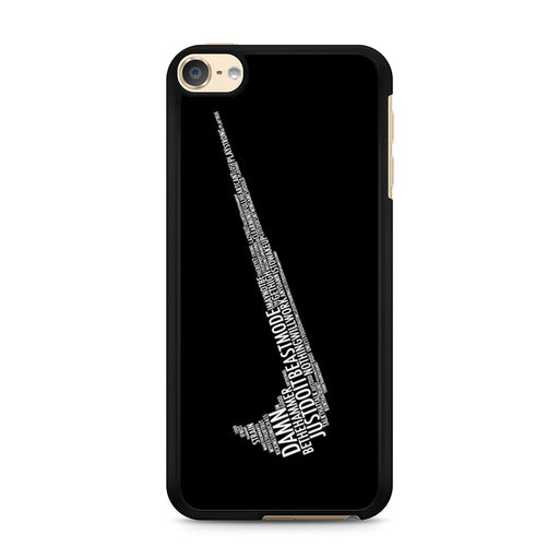 Nike Word iPod Touch 6 case