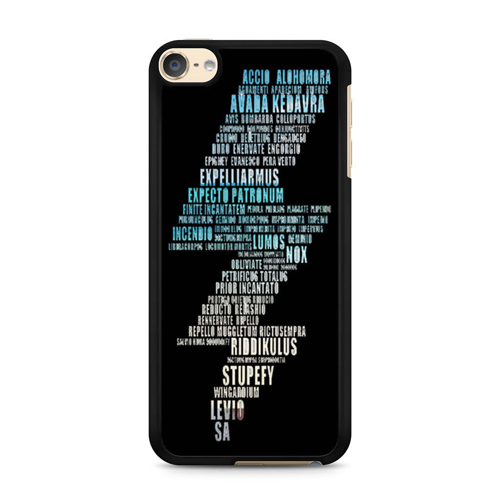 finest selection f4ccf 0e8d8 Etymology and Harry Potter iPod Touch 6 case