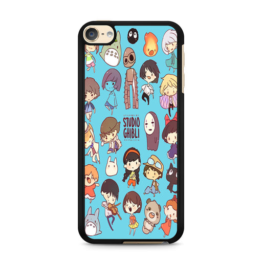 Studio Ghibli iPod Touch 6 case