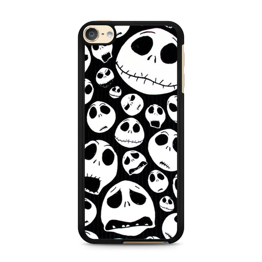 Jack Skellington Nightmare Before Christmas iPod Touch 6 case