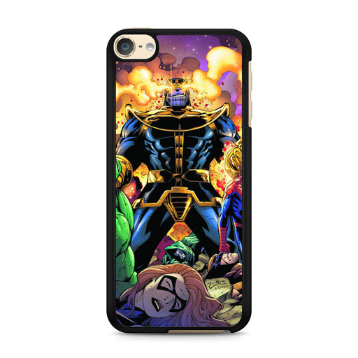 Marvel Thanos iPod Touch 6 case