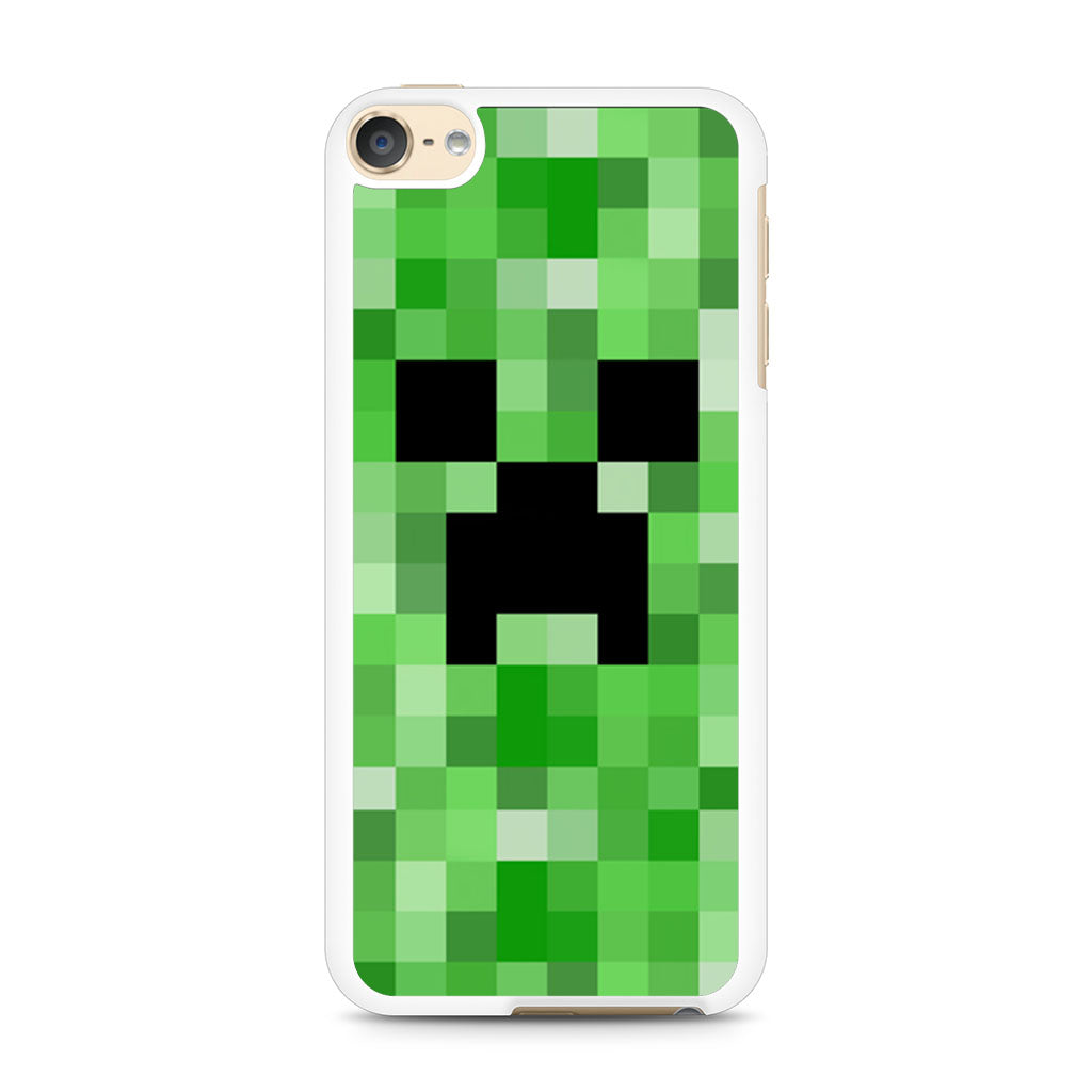 competitive price b372f d949a Minecraft Creeper iPod Touch 6 case