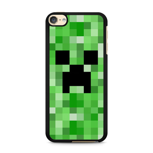 Minecraft Creeper iPod Touch 6 case