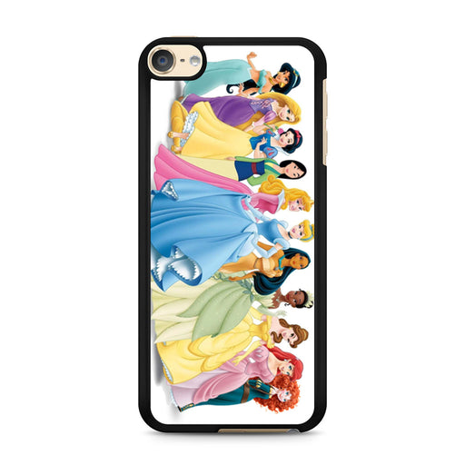 Disney Princess Movies iPod Touch 6 case