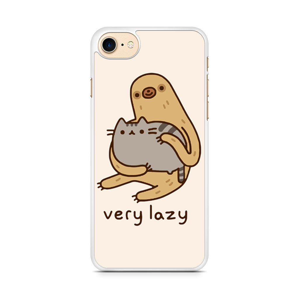 pusheen iphone 7 case