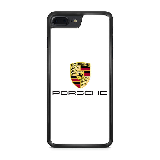 Porsche Logo iPhone 7 Plus case