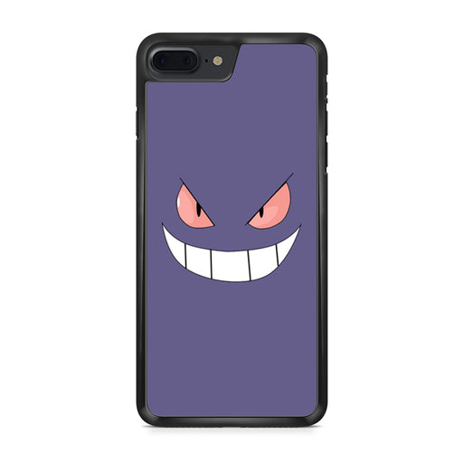 Gengar Face Pokemon iPhone 7 Plus case