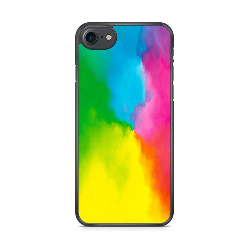 Rainbow Tie Dye iPhone 7 case