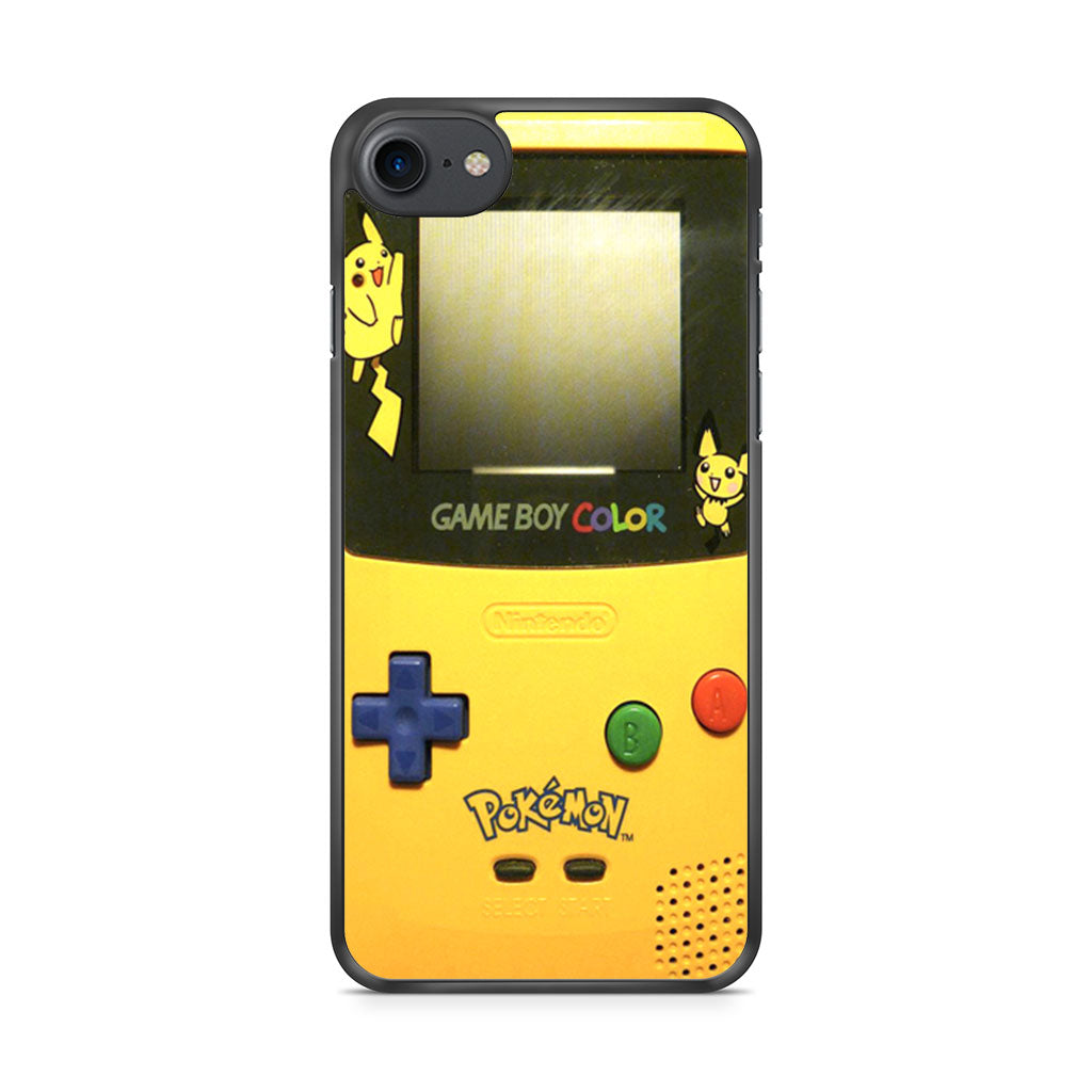 reputable site 46c42 ef5f4 Gameboy Color Pokemon Edition iPhone 7 case