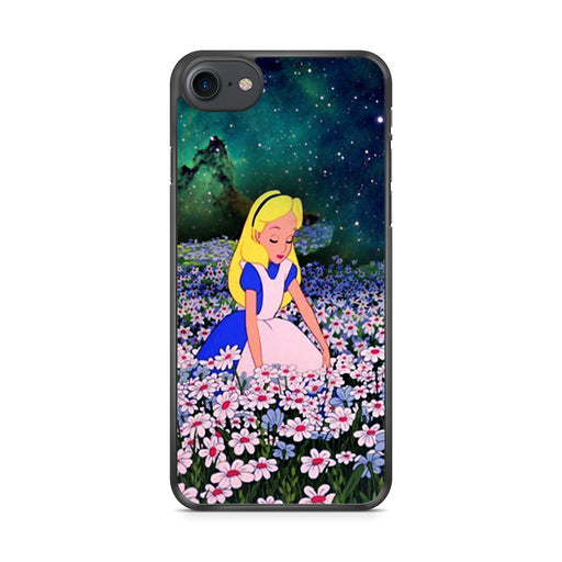 Stay Weird Alice in Wonderland iPhone 7 case