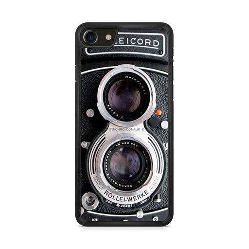 Rolleicord Retro Camera iPhone 8 case