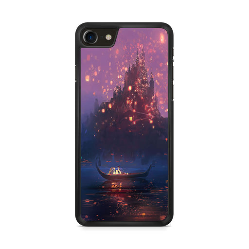 Tangled Lanterns iPhone 8 case