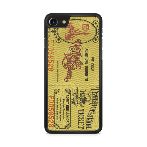 Transportation World Disney World Vintage Disneyland iPhone 8 case