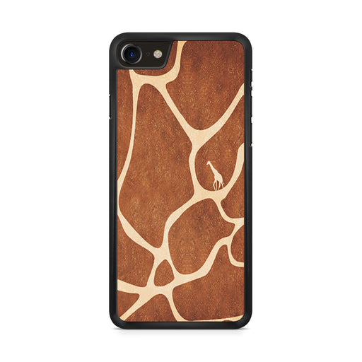 Giraffe Skin Texture iPhone 8 case
