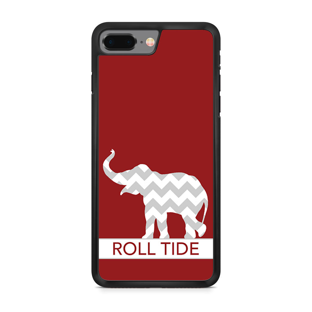 Roll Tide Chevron Elephant Alabama iPhone 8 Plus case