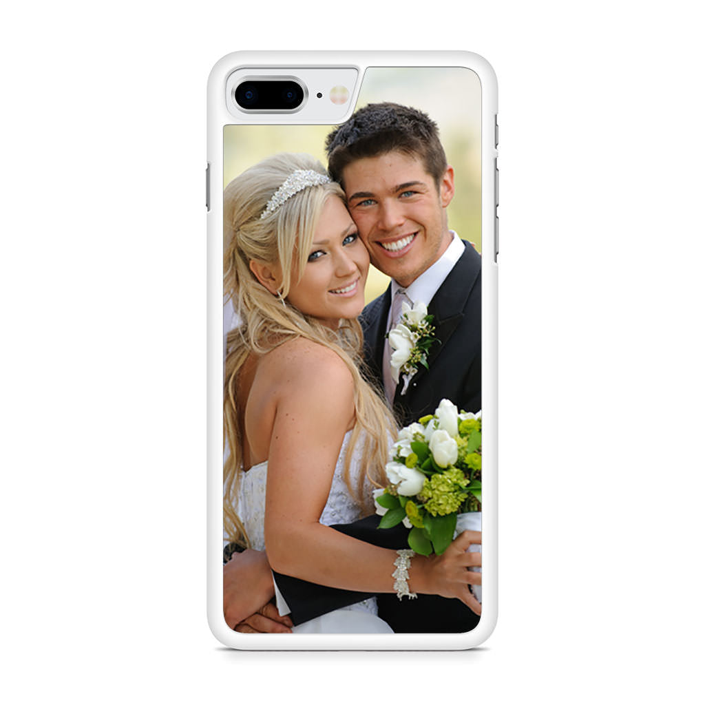 Personalized Photo iPhone 8 Plus case