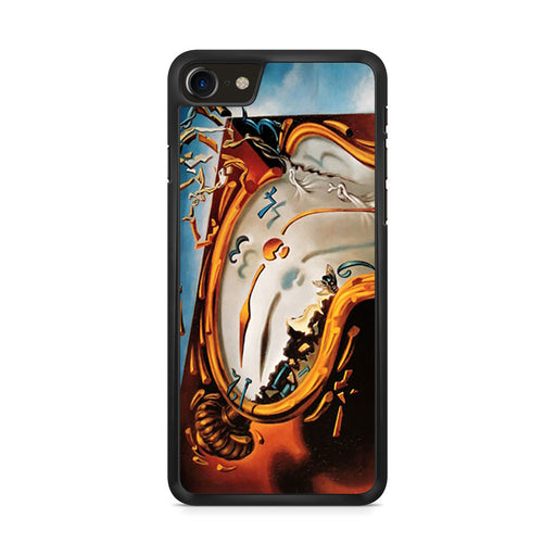 Salvador Dali Melting Clock Persistence of Memory iPhone 8 case