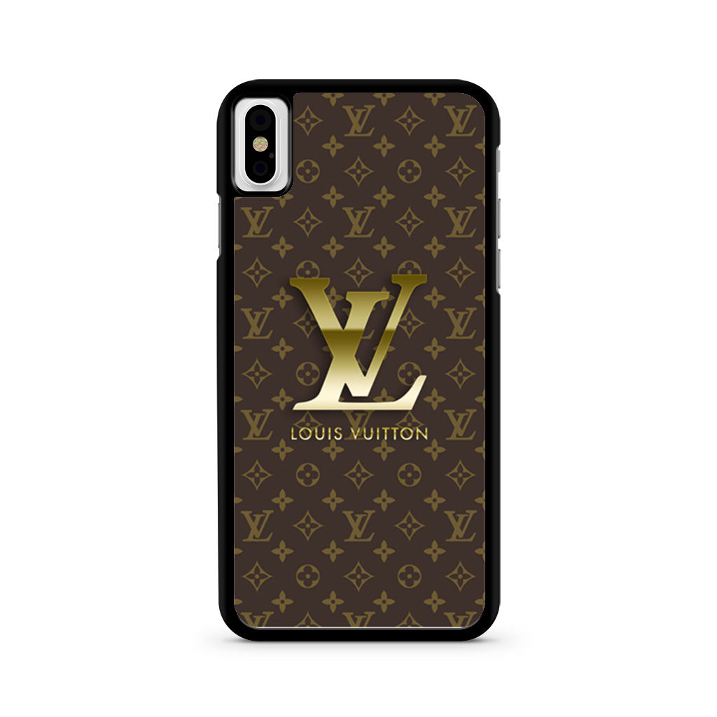 free shipping 66174 45b2b Louis Vuitton iPhone X case