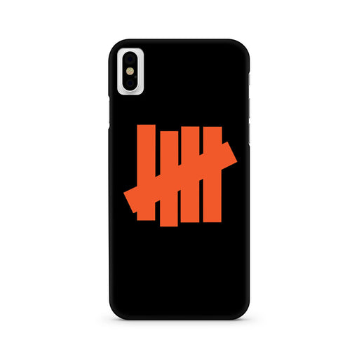 Undefeated iPhone X case