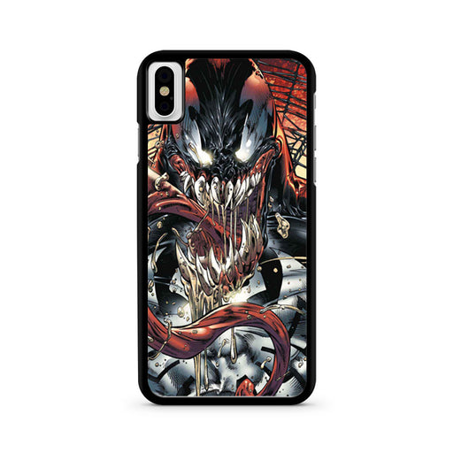 Marvel Venom Dark iPhone X case