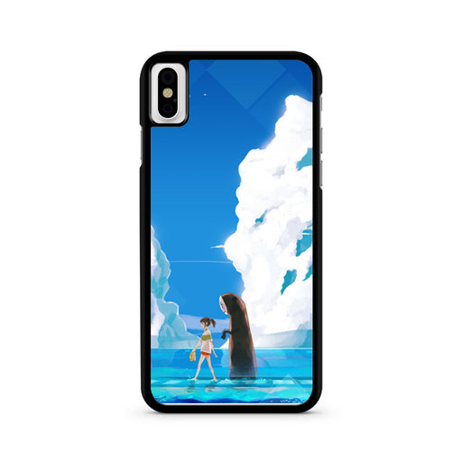 Spirited Away iPhone X case