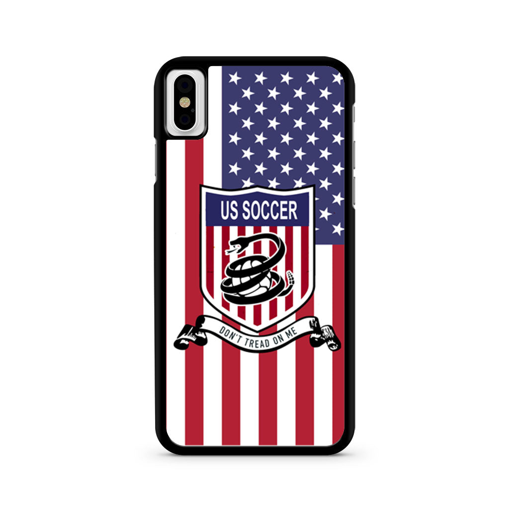 info for c12eb 01b80 US Soccer iPhone X case