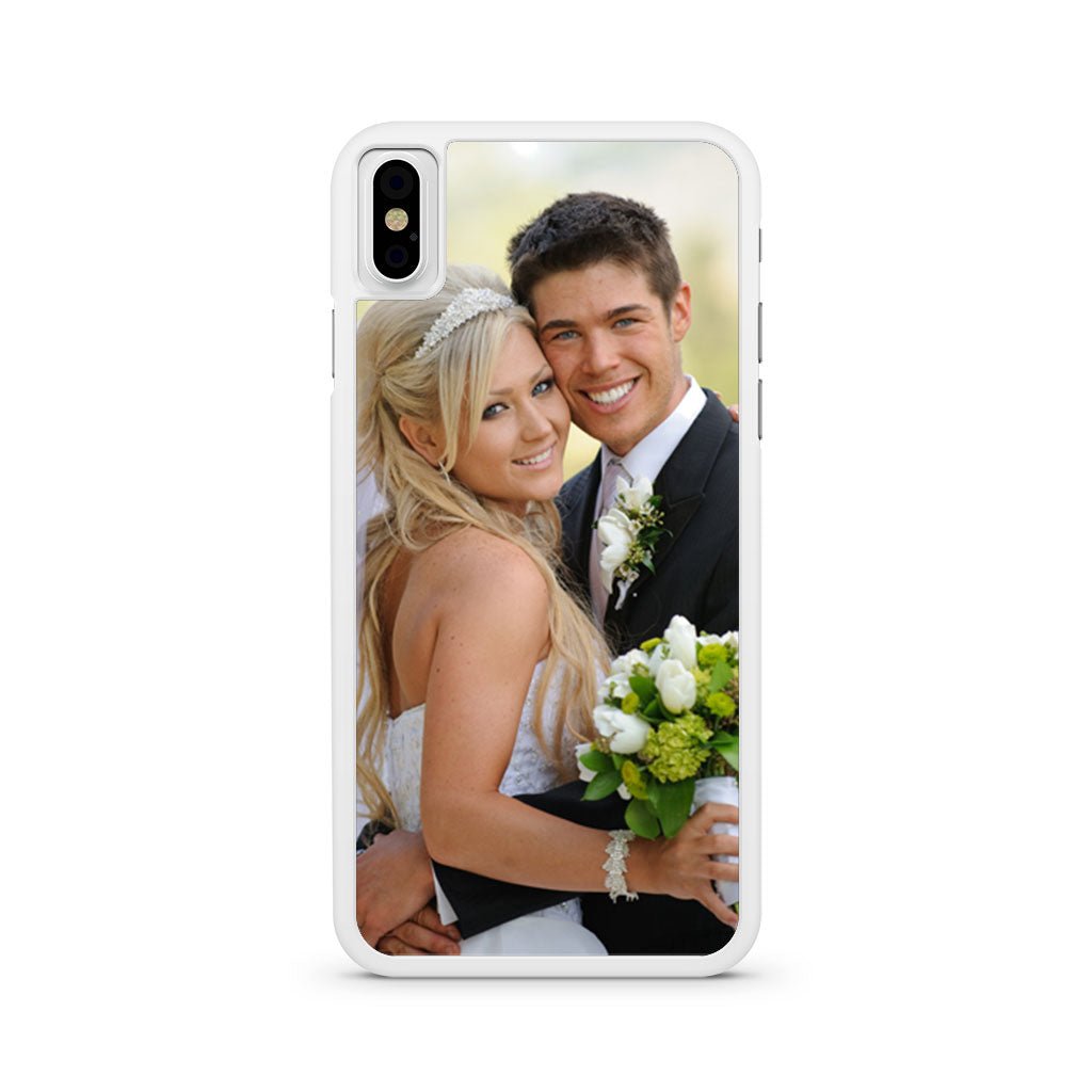 Personalized Photo iPhone X case