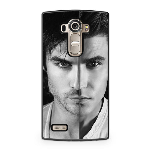 Vampire Diaries Stefan Damon Salvatore LG G4 case