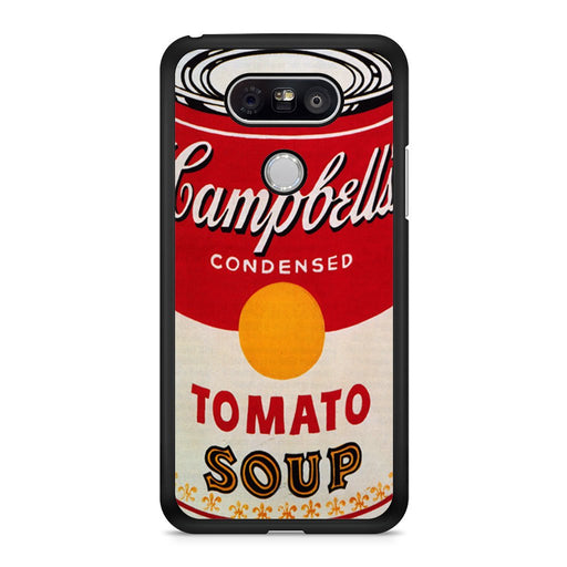 Warhol Campbell's Soup Can LG G5 case