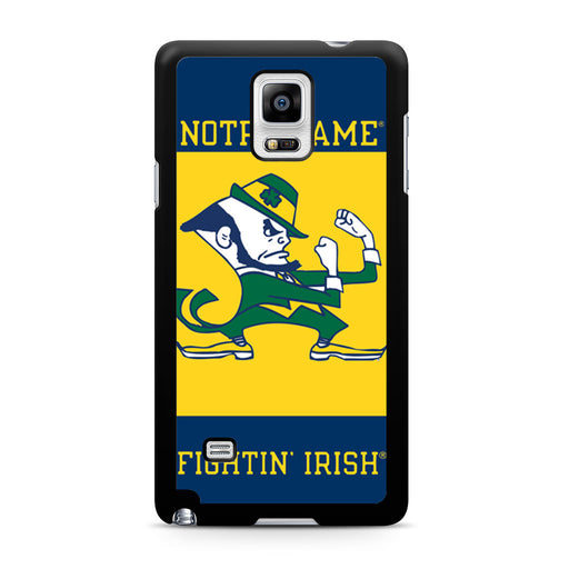 Notre Dame Fighting Irish Samsung Galaxy Note 4 case