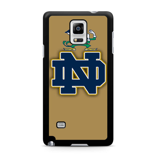 Rare Notre Dame Fighting Irish Samsung Galaxy Note 4 case