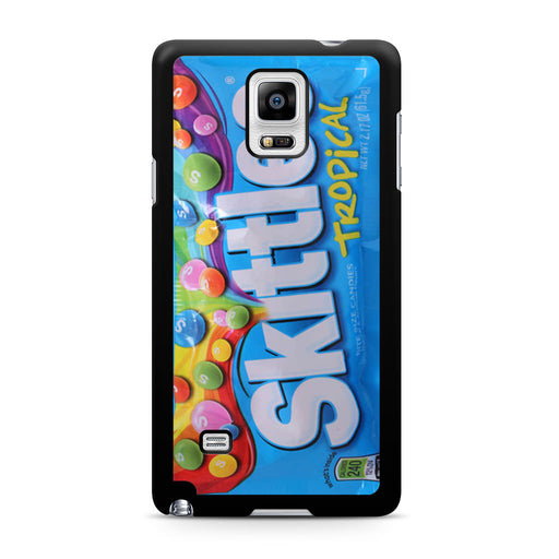 Skittles Tropical Samsung Galaxy Note 4 case