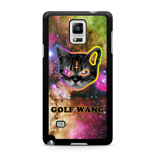 OFWGKTA Odd Future Wolf Gang Cat Samsung Galaxy Note 4 case