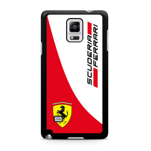 Scuderia Ferrari Formula One Samsung Galaxy Note 4 case