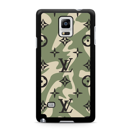 Louis Vuitton Camo Samsung Galaxy Note 4 case
