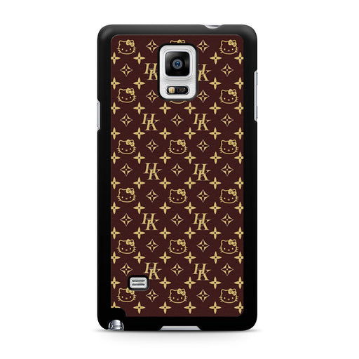 Louis Vuitton Hello Kitty Samsung Galaxy Note 4 case