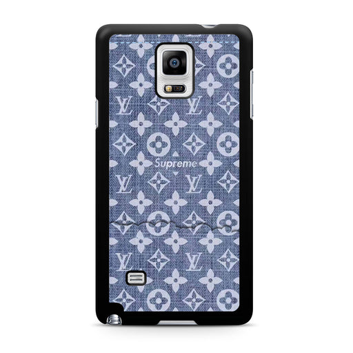 Supreme Louis Vuitton Samsung Galaxy Note 4 case