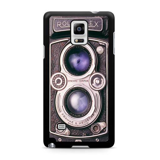 Vintage Rolleiflex camera Samsung Galaxy Note 4 case