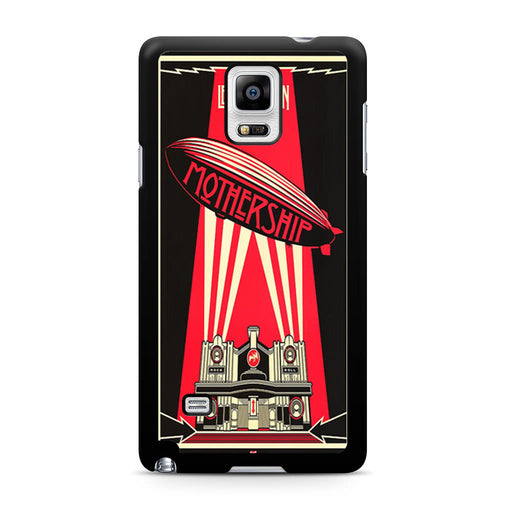 Led Zeppelin Mothership Samsung Galaxy Note 4 case