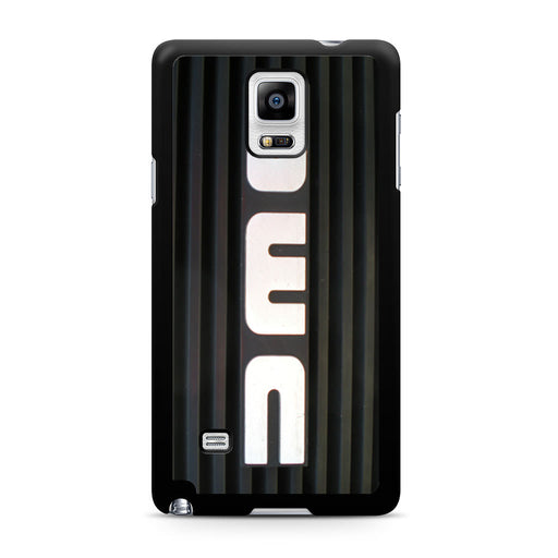 Delorean Grill DMC Samsung Galaxy Note 4 case